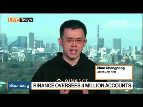 Binance CEO Zhao Changpeng Talks Bitcoin - Ripple - South Korea Regulations - Cryptocurrency