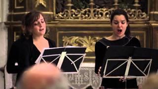Misa Octavo Tono, Sanctus / Tomás de Torrejón y Velasco. Coro de Cámara de Sevilla.