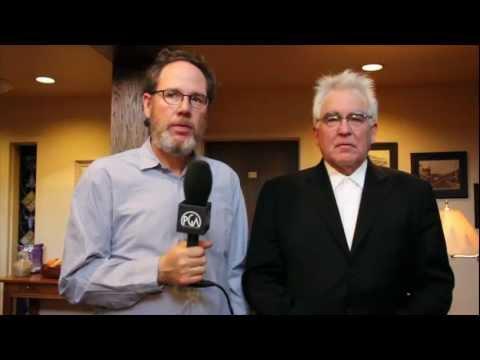 Albert Berger and Ron Yerxa at Sundance