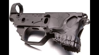 Sharps Bros. The Jack custom AR15 lower receiver! Basic overview and inital review.