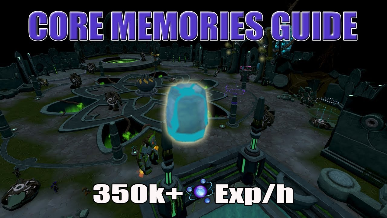 RuneScape 3: Hall of Memories Guide