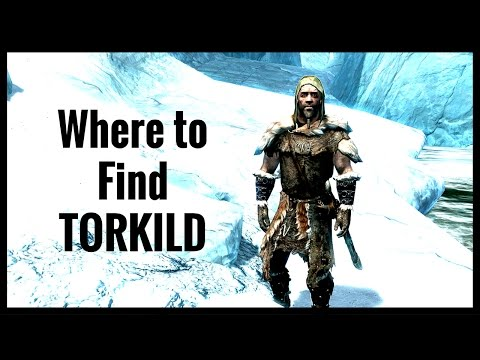 Where to Find Torkild - Filial Bonds Quest | Skyrim Remastered