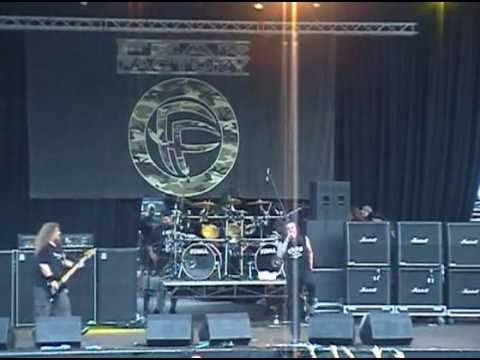 Fear Factory - Archetype (Rome, Italy, 10-07-04)