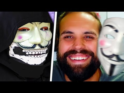 PZ9 IS JUSTIN... - Chad Wild Clay & Vy Qwaint Unmasking Project Zorgo! (CWC Ninja Battle Royale)