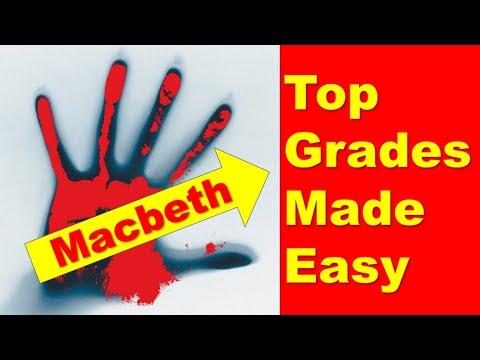 Examiner's Secrets to Macbeth