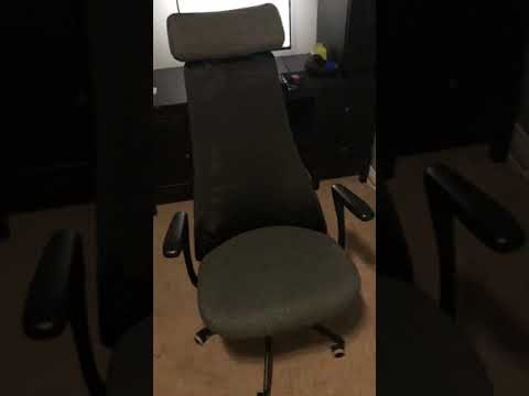 Ikea Järvfjället Chair Review And Comparison To The Markus And