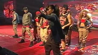 The Philippine All-Stars - Coke Todo Dance Contest GRAND FINALS