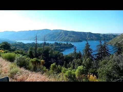 Silverwood Lake, California