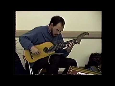 Archguitarists Blanchette and Michelini [Rare Footage]