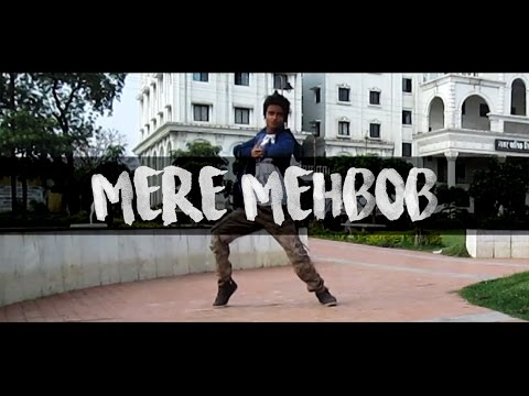 Mere Mehboob Qayamat Hogi Dance Video By M-rock...
