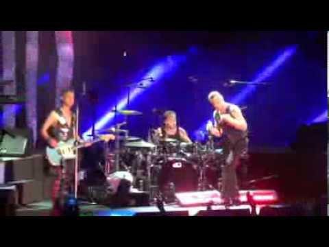 Depeche Mode - Soothe My Soul, Santa Barbara Bowl  09-24-2013
