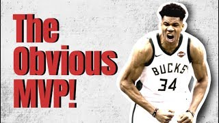 Gambar cover Why Giannis WILL WIN The 2019 MVP!