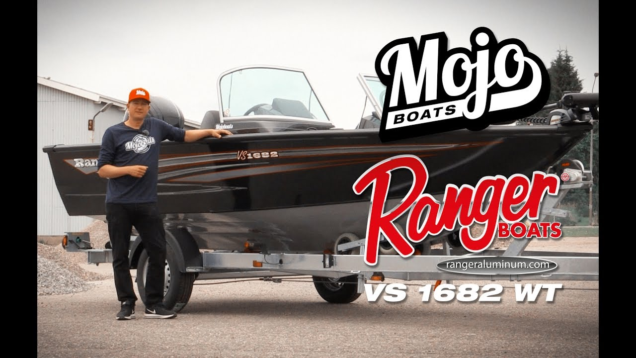 Mojoboats - Ranger VS 1682 WT