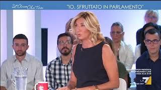 L'aria che tira - A Montecitorio la rivolta dei portaborse (Puntata 06/10/2017)