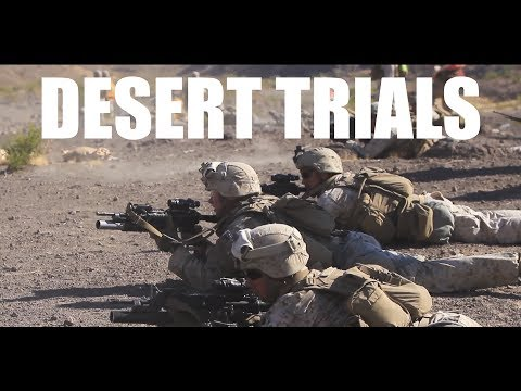 Combat Readiness Evaluation   Desert Trials