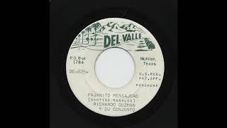Ricardo Guzman - Pajarito Mensajero - Del Valle de-825+