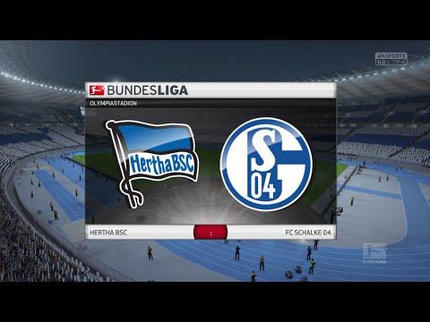 Hertha BSC - FC Schalke 2:0