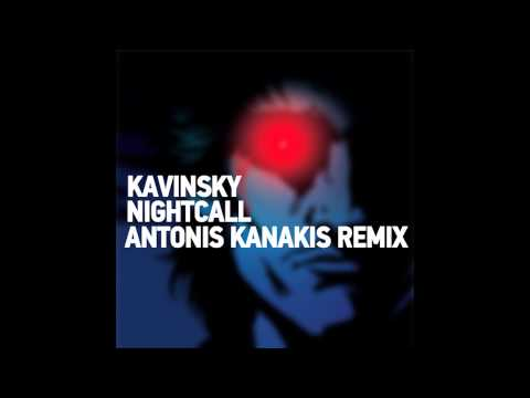 Kavinsky - Nightcall(Antonis Kanakis Mix)