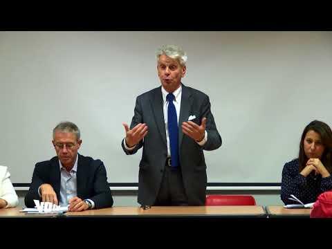Alain Richard (LREM) confiant pour les sénatoriales