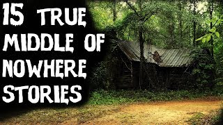 forest monster story