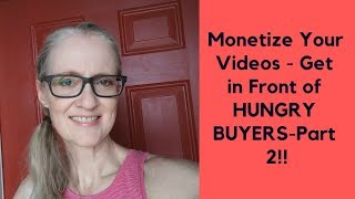 How to Monetize Your Youtube Videos in 2018 - Part 2