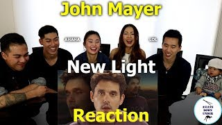 Asians watch John Mayer - New Light (Premium Content!) | Reaction - Australian Asians