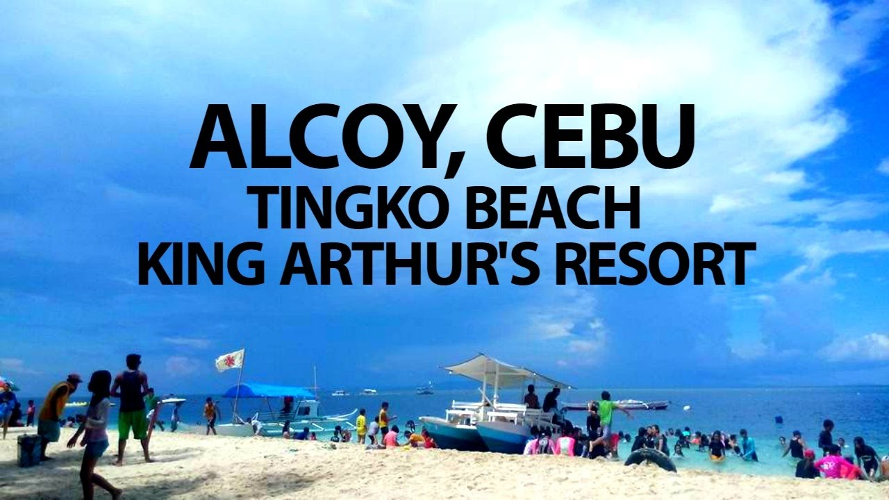 Tingko Beach King Arthur S El Paradiso Alcoy Cebu Philippines