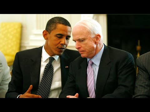 Barack Obama Statement On The Passing Of Sen John McCain