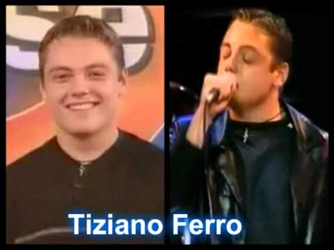 Tiziano ferro quando ritornerai youtube for Ferro al chilo