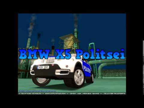 GTA San Andreas modid + LINK LiinibussPolitseiTakso