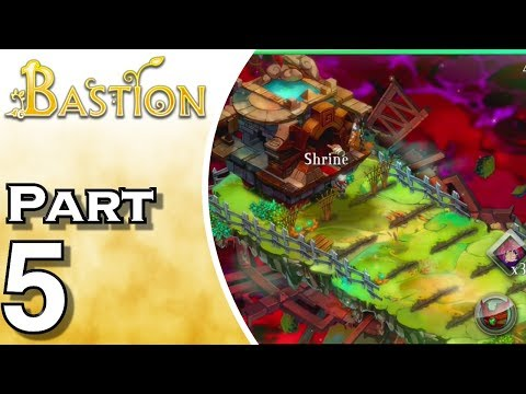 Let's Play Bastion IOS (Gameplay + Walkthrough) Part 5 - Proving Ground Success