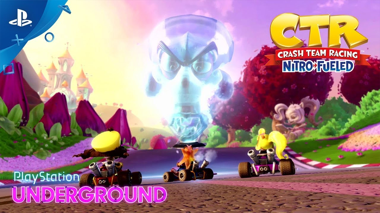 Crash Team Racing Nitro-Fueled - Adventure Mode Gameplay | PlayStation  Underground