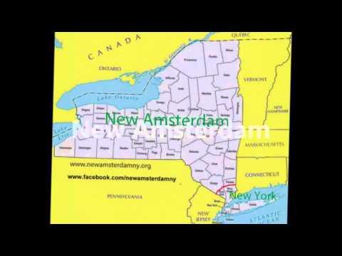 Upstate New York - New Amsterdam Region