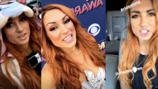 Download Best of WWE's Becky Lynch 2018 (CUTE and Funny Instagram/Snapchat Moments) Mp3 and Videos