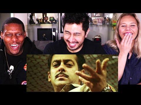 Dabangg 2 | 'Chulbul Pandey The Action Star' | Salman Khan | Fight Scene Reaction!