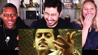 Dabangg 2 | 'Chulbul Pandey The Action Star' | Salman Khan | Fight Scene Reaction!