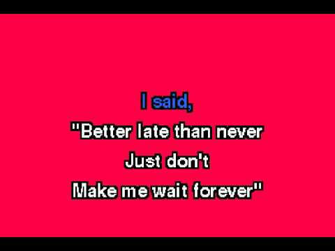 ggnzla KARAOKE 309, Tame Impala - THE LESS I KNOW THE BETTER