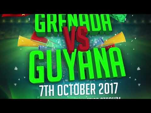 Grenada vs Guyana Football Match - October 7th at Kirani James Athletics