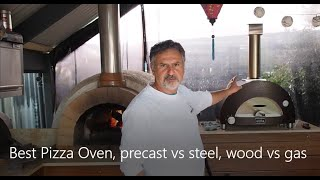 What is the best pizza oven, p…