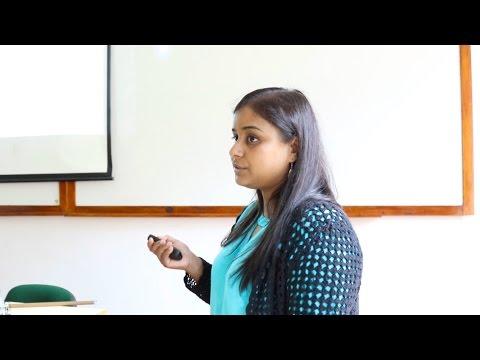 """LEAF Seminar - """"Indian Ginseng"""" Farzana Sabir"""