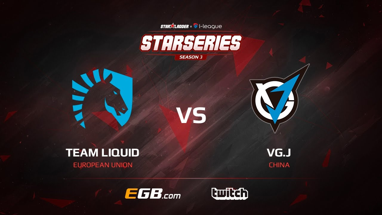 Team Liquid vs VG.J, Game 1, SL i-League StarSeries Season 3, LAN-Final