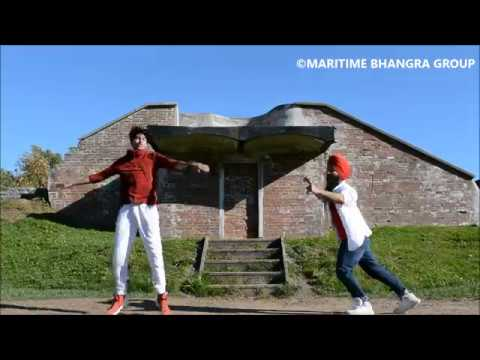 Rockabye Bhangra Hip-Hop Fusion || Maritime Bhangra Group || Fighting Blood Cancer