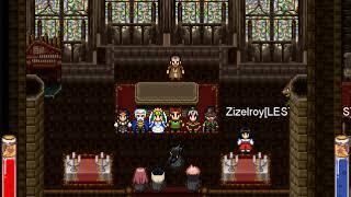 Slayers Online - Lycan 2 - Partie 4.6 - Le temple abandonné