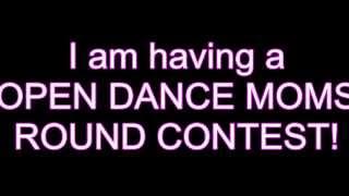 Dance Moms Round Contest! (CLOSED)