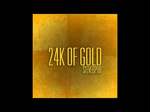 Big Sean - 24k of Gold ft. J Cole (Freestyle) - SteveoPro