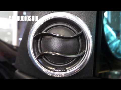 BMW E92 F10 F20 F30 HERTZ ML SERIE MUZIK SYSTEAM INSTALLATIN CARAUDIOSOUL
