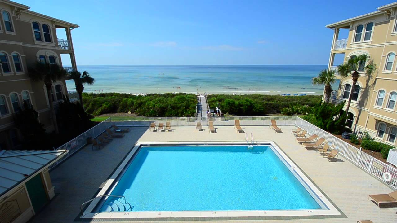 Seacrest Beach Florida 3br Gulf View Vacation Al B 301 Villas At Sunset