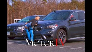 SAFETY: BMW X1 pedestrian safety system scores a zero in IIHS testing l Making of & Ratings