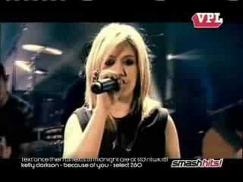 Kelly Clarkson - Breakaway Music Video [UK Version ]