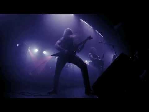 Destroyer 666 - Black City - Black Fire (live in London 22.02.2015)